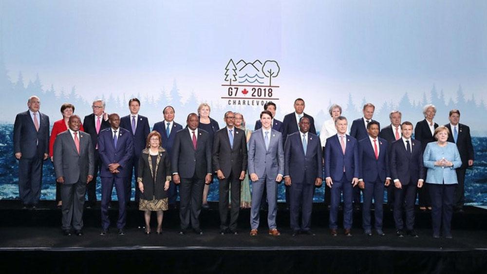 Hội nghị Bộ trưởng G7 tại Canada: Những chủ đề trọng tâm